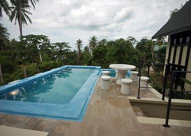 Ferienhaus auf koh samui bilder der butterfly garden for Garden pool villa outrigger koh samui