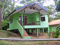The Koh Samui long term rental house Lamai 02